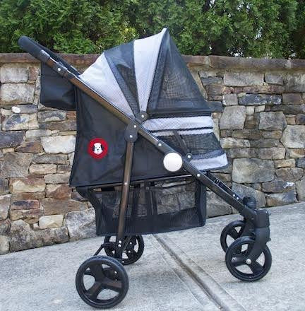 5 Reasons to Use a Dog Stroller