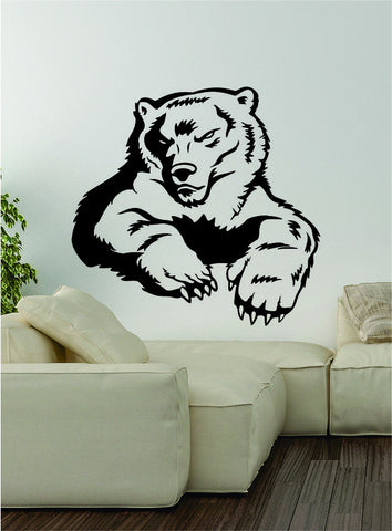 Bear v3 Wall Decal Sticker Vinyl Art Home Decor Decoration Wild Animal Grizzly