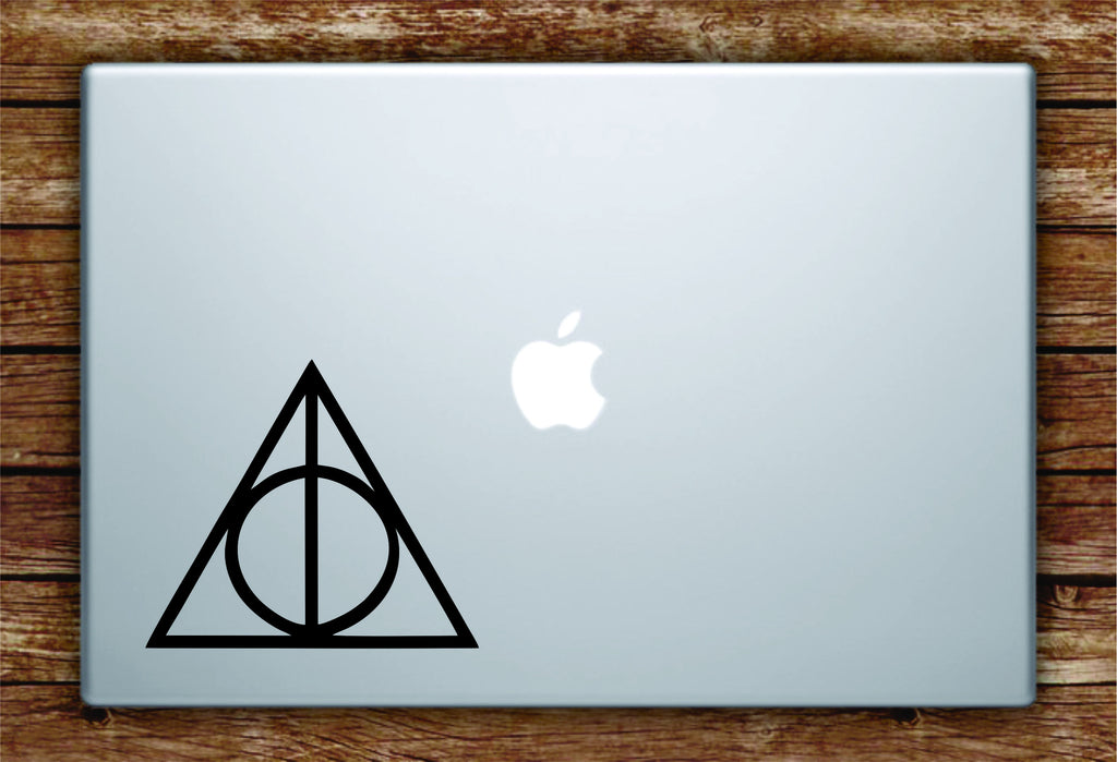 Sticker Harry Potter Deathly Hallows Decal