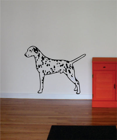 Dalmatian Dog Design Animal Decal Sticker Wall Vinyl Decor Art - boop decals - vinyl decal - vinyl sticker - decals - stickers - wall decal - vinyl stickers - vinyl decals