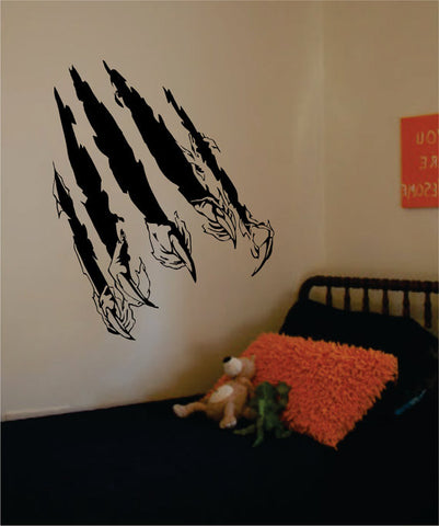 Claw Ripping Through the Wall Design Decal Sticker Wall Vinyl Decor Art - boop decals - vinyl decal - vinyl sticker - decals - stickers - wall decal - vinyl stickers - vinyl decals
