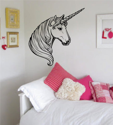 Unicorn Design Animal Decal Sticker Wall Vinyl Decor Art - boop decals - vinyl decal - vinyl sticker - decals - stickers - wall decal - vinyl stickers - vinyl decals