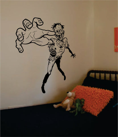 Zombie Version 3 Design Decal Sticker Wall Vinyl Art Home Room Decor - boop decals - vinyl decal - vinyl sticker - decals - stickers - wall decal - vinyl stickers - vinyl decals