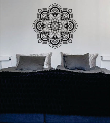 Mandala Version 2 Decal Sticker Wall Vinyl - boop decals - vinyl decal - vinyl sticker - decals - stickers - wall decal - vinyl stickers - vinyl decals