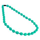 Audrey Silicone Necklace Turquoise