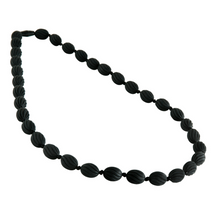 Audrey Silicone Teething Necklace Black for mum