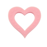 Heart of Hearts Teether Pink