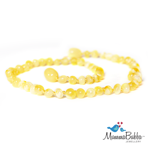 Baltic Amber Necklace Butter