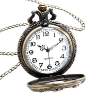 Double Dog Dare - Pocket Watch - With Chain