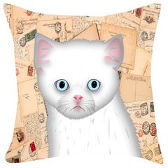 Traveling Cat Cushion