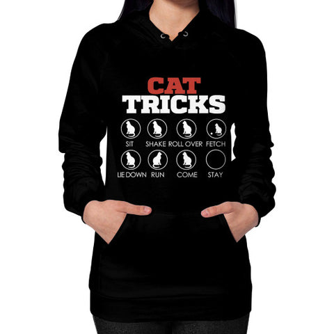 Cat Tricks! Women Hoodie