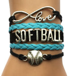 Softball Love Collection - Handmade Bracelets