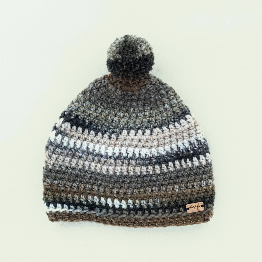 Road to Mud Beanie