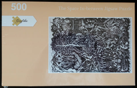 The Space In-between Jigsaw Puzzle