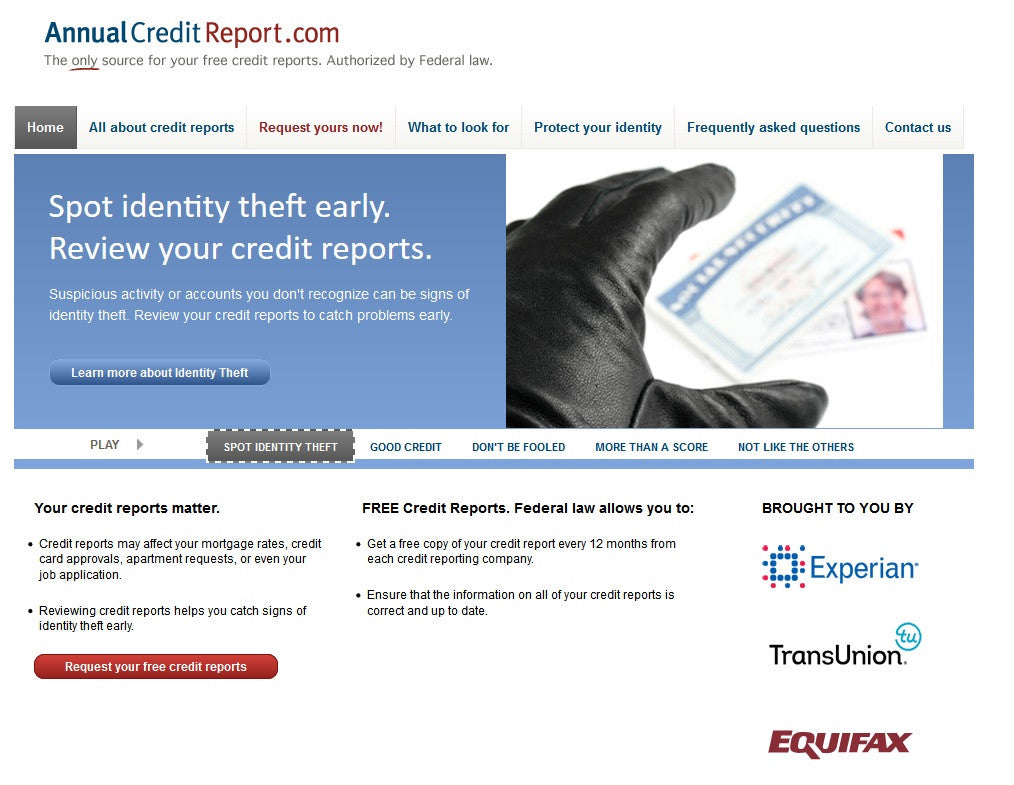 How To Check Your Credit Report For Free... Seriously.