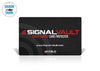 SIGNALVAULT CREDIT & DEBIT CARD PROTECTOR - 2-PACK