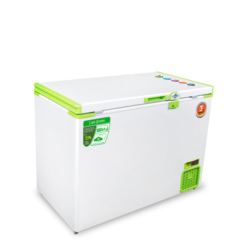 Green Freezer 350 liters