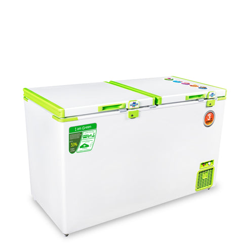 Green Freezer 450 liters