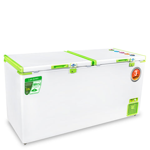 Green Freezer 550 liters