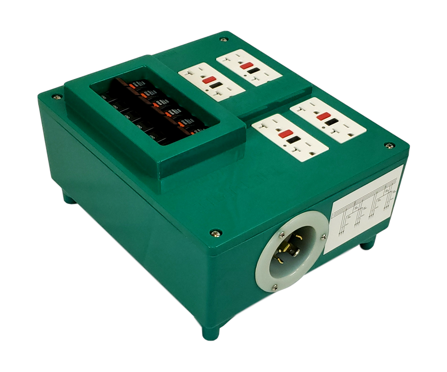 Power Distribution System Box