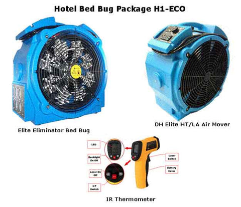 Bed Bug Package H1-ECO + FREE Shipping