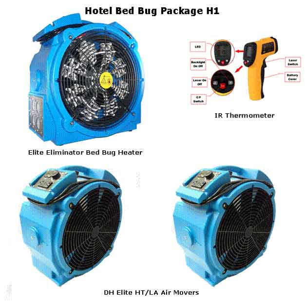 Bed Bug Package H1 + FREE Shipping