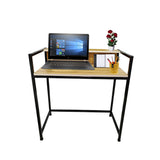 Kawachi Classic Work From Home Computer Laptop Study Table Workstation Desk KW36