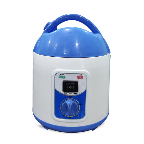 Kawachi Portable Steam Bath Generator for Any Steam Cabin with Unique 2 Level Temperature Control KW34