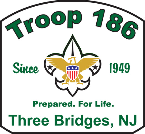 Troop186 Magnet