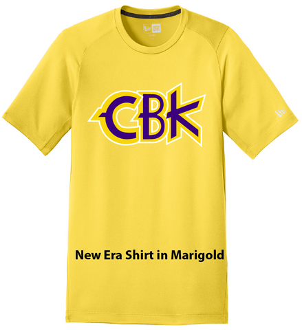 CBK Jersey Shirt - New Era NEA200