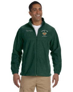 Troop186 Fleece Jacket