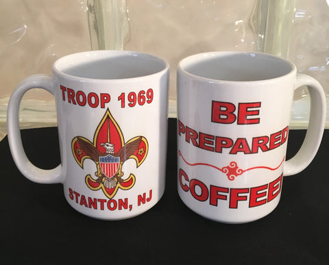 Troop 1969 Coffee Mug
