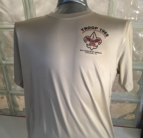 Troop 1969 Performance Short Sleeve Shirt