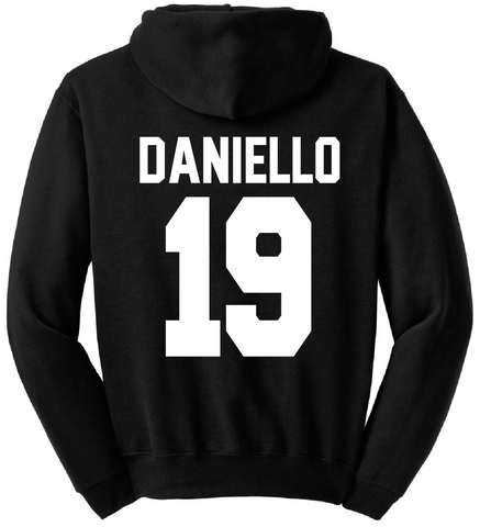 AM Lumber Hoodie w/ Name & Number
