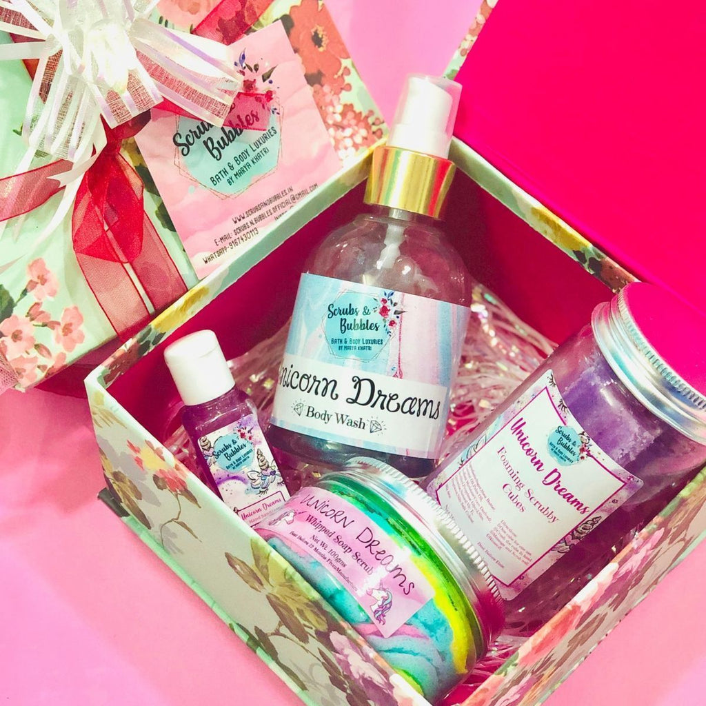Handmade Candy Soaps and Scrubs Gift Boxes That You Need Right Now!
