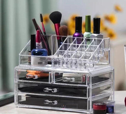 Lipstick and Makeup Beauty Organiser Cosmetic/Jewellery Organizer Mango People International