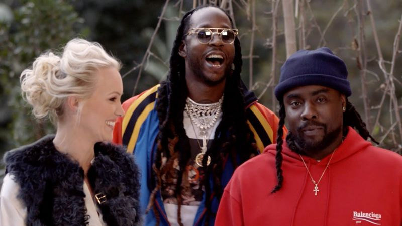 2 Chainz and Wale Meet a $500K Matchmaker