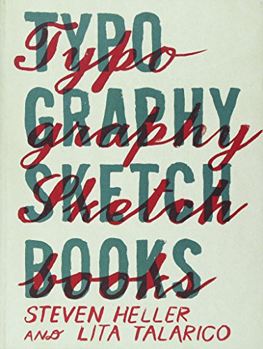 Typography Sketchbooks, , Princeton Architectural Press King Lario