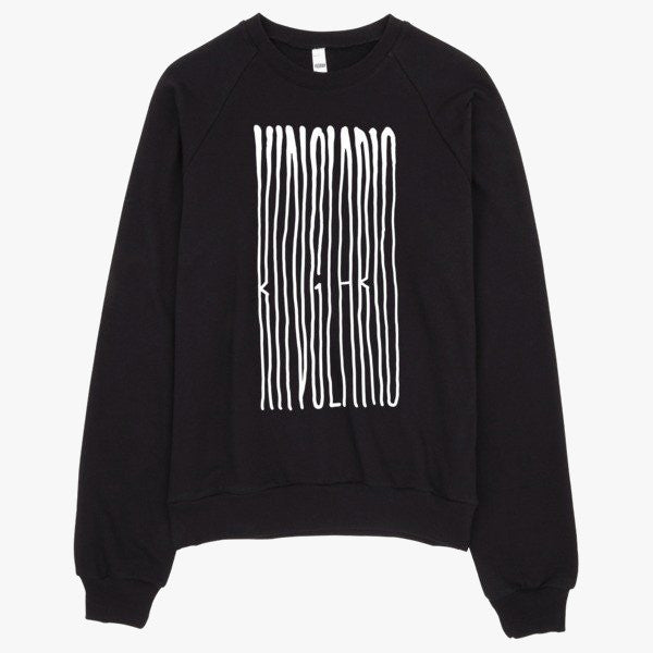 King Lario Drip Type — Sweatshirt