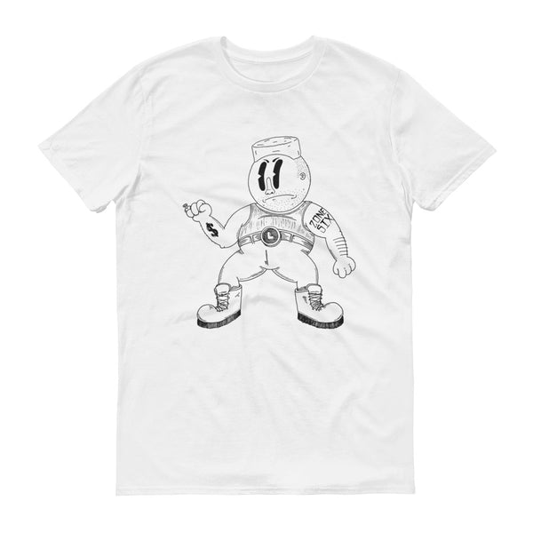 Mr. Zone 6 | T-Shirt, , King Lario King Lario