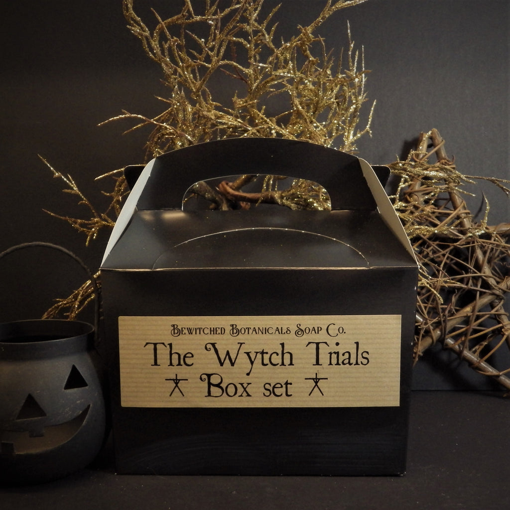 The Wytch Trials Box Set