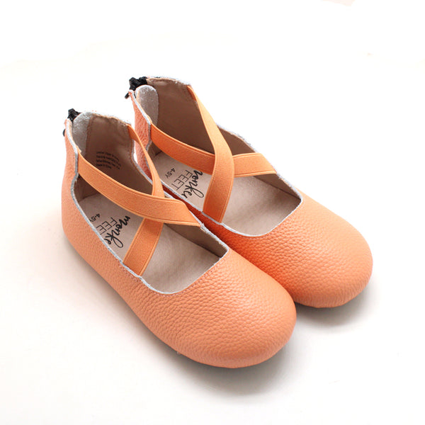 Ballet Flats - Coral Reef