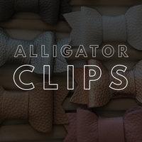 Bows - Alligator Clips