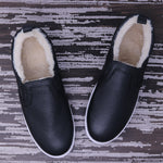 Fleece Lined MOMMY Slides - Black