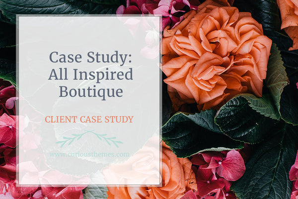 Case Study: All Inspired Boutique