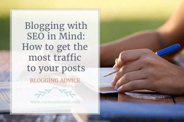 Blogging with SEO in Mind