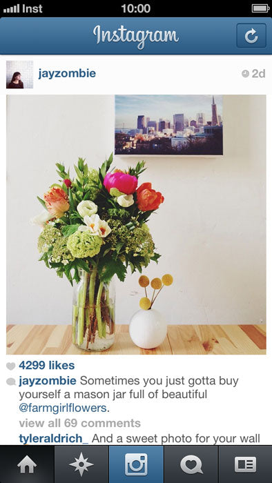 Instagram for Business Tip- Create Photos that Showcase your Style