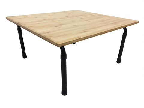 Height Adjustable Table Low Cost Solution