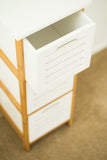 "34"" 3-Drawer Storage Cabinet"