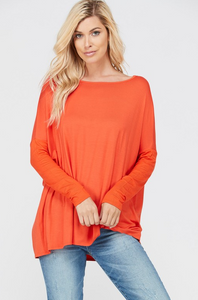 Game Changer Top - Orange